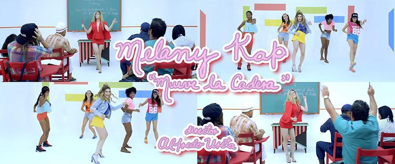 Melany Kap - ¨Mueve la cadera¨ - Videoclip - Director: Alfredo Ureta. Portal Del Vídeo Clip Cubano