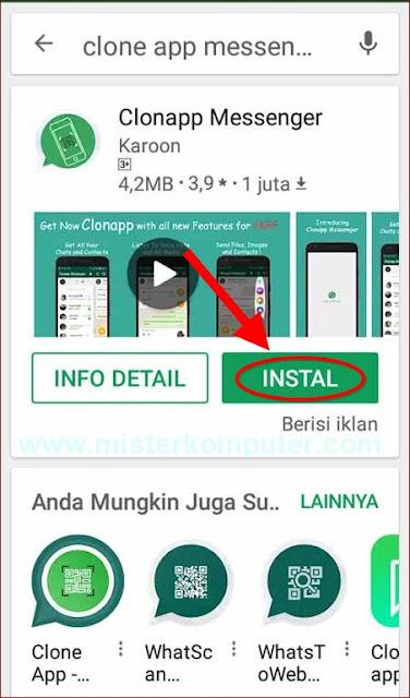 Cara Mudah Menyadap WhatsApp Menggunakan HP