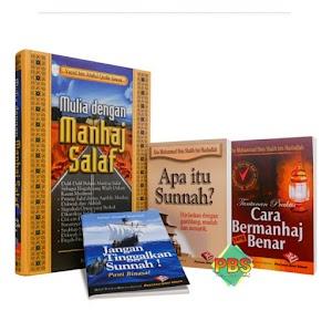 Paket Buku Manhaj Salaf