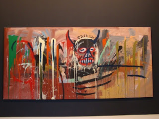 Jean-Michel Basquiat exposition Paris 2010