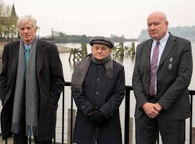 David Kilgour (esquerda), David Matas (centro) e Ethan Gutmann (direita), autores do espantoso relatório 'Bloody Harvest-The Slaughter, An Update'.