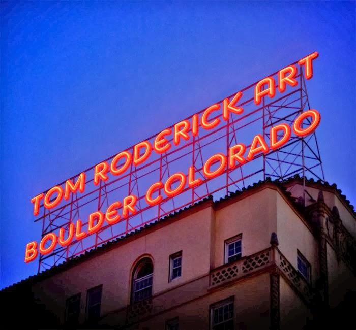 Tom Roderick Art Boulder Colorado