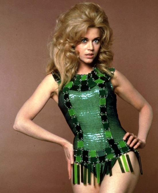 Barbarella (Jane Fonda)