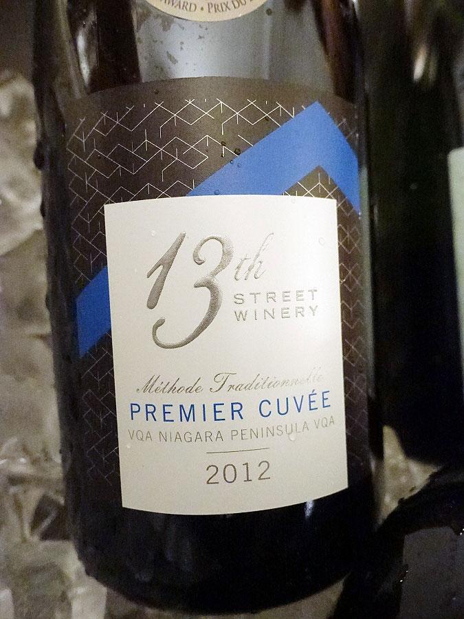 13th Street Premier Cuvée 2012 (91 pts)