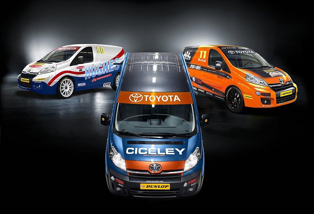 John Fife Race Btcc For Vans