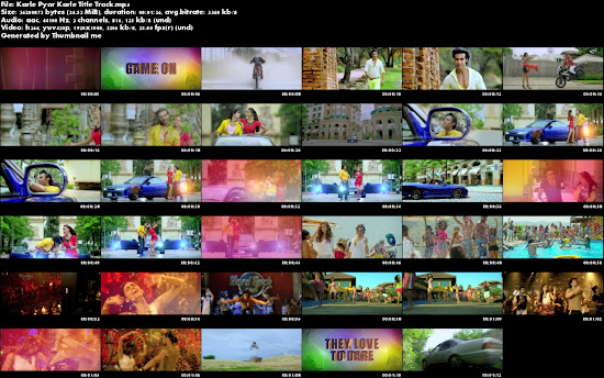 Title Song - Karle Pyaar Karle (2014) Full Music Video Song Free Download And Watch Online at worldfree4u.com