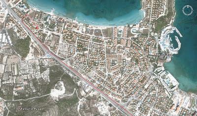 çeşme yerleşim planı
