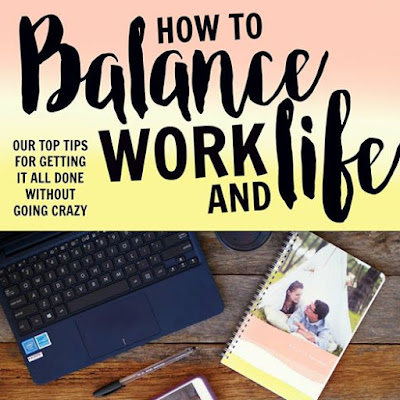 How to Balance Life and Work Without Going Crazy