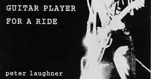 OLD, WEAK BUT ALWAYS A WANKER - THE PUNK YEARS: PETER LAUGHNER