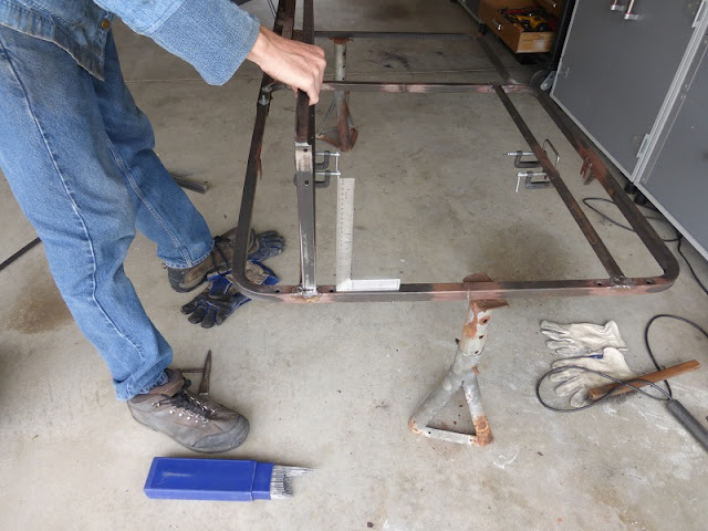 welding fender