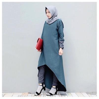 model hijab casual remaja terbaru
