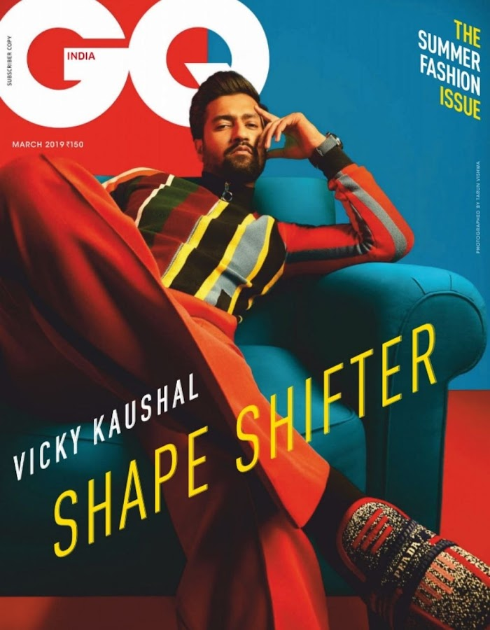 GQ India March 2019 PDF Download