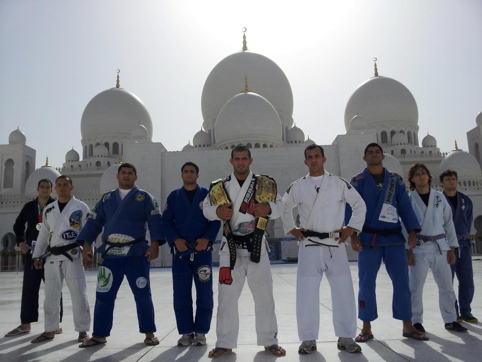 April 2012 Gfteam Grappling Fight Team Brazilian Jiu