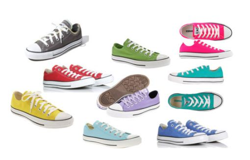 El Blog de Lauritina: Converse All Star