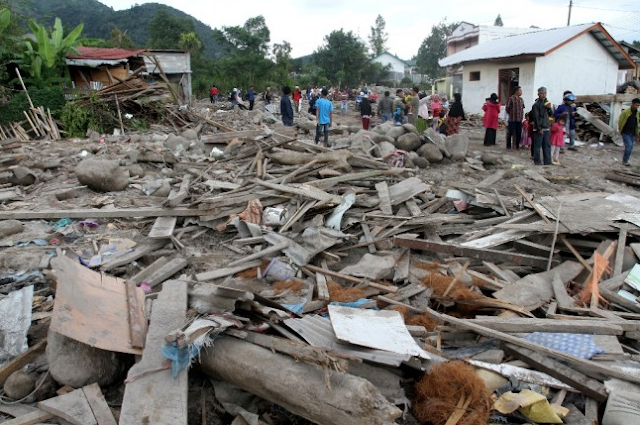 banjir aceh 2017