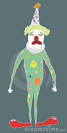 https://www.dreamstime.com/royalty-free-stock-photography-unhappy-clown-image7195697#res487314