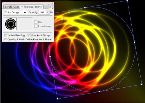 Cara Membuat Efek Plasma Dengan Adobe Illustrator