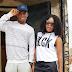 Mzbel hangs out with Kofi Kinaata