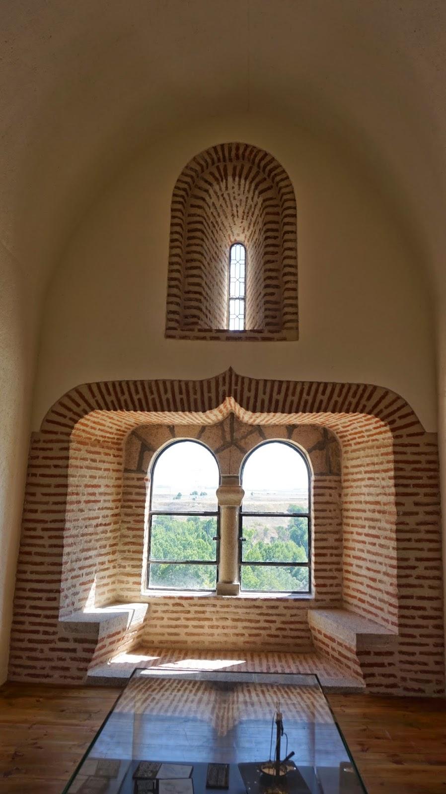 Interior de la Torre del Homenaje del castillo de Arévalo