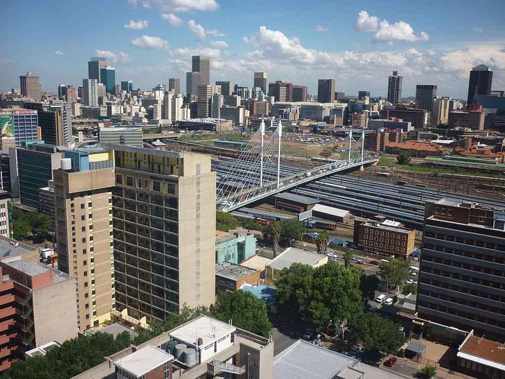 Joanesburgo | Maior Cidade da África do Sul