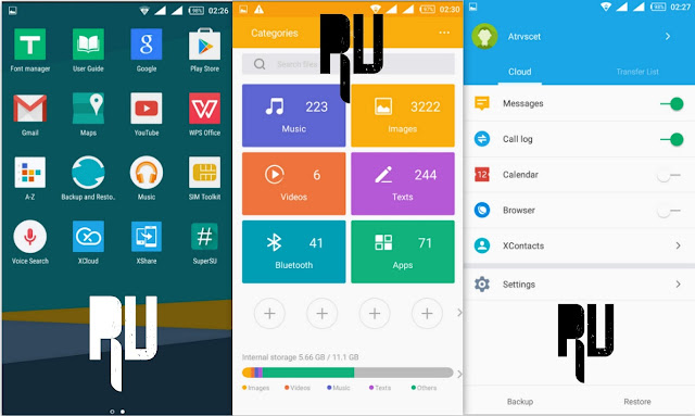 android-6.0-marshmallow-custom-rom-for-Coolpad-note-3