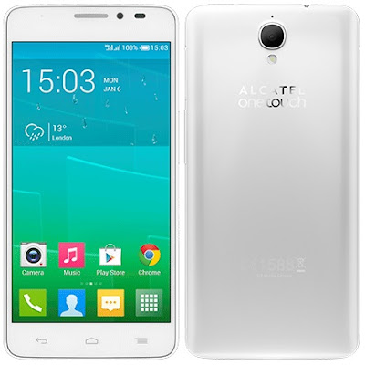 Alcatel One Touch Idol X+ libre con Simyo