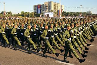 Cuba Faces Last May Day Parade Under Castro