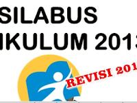 Silabus RPP Kelas 2 Semester 2 Tahun 2017/2018 K-13