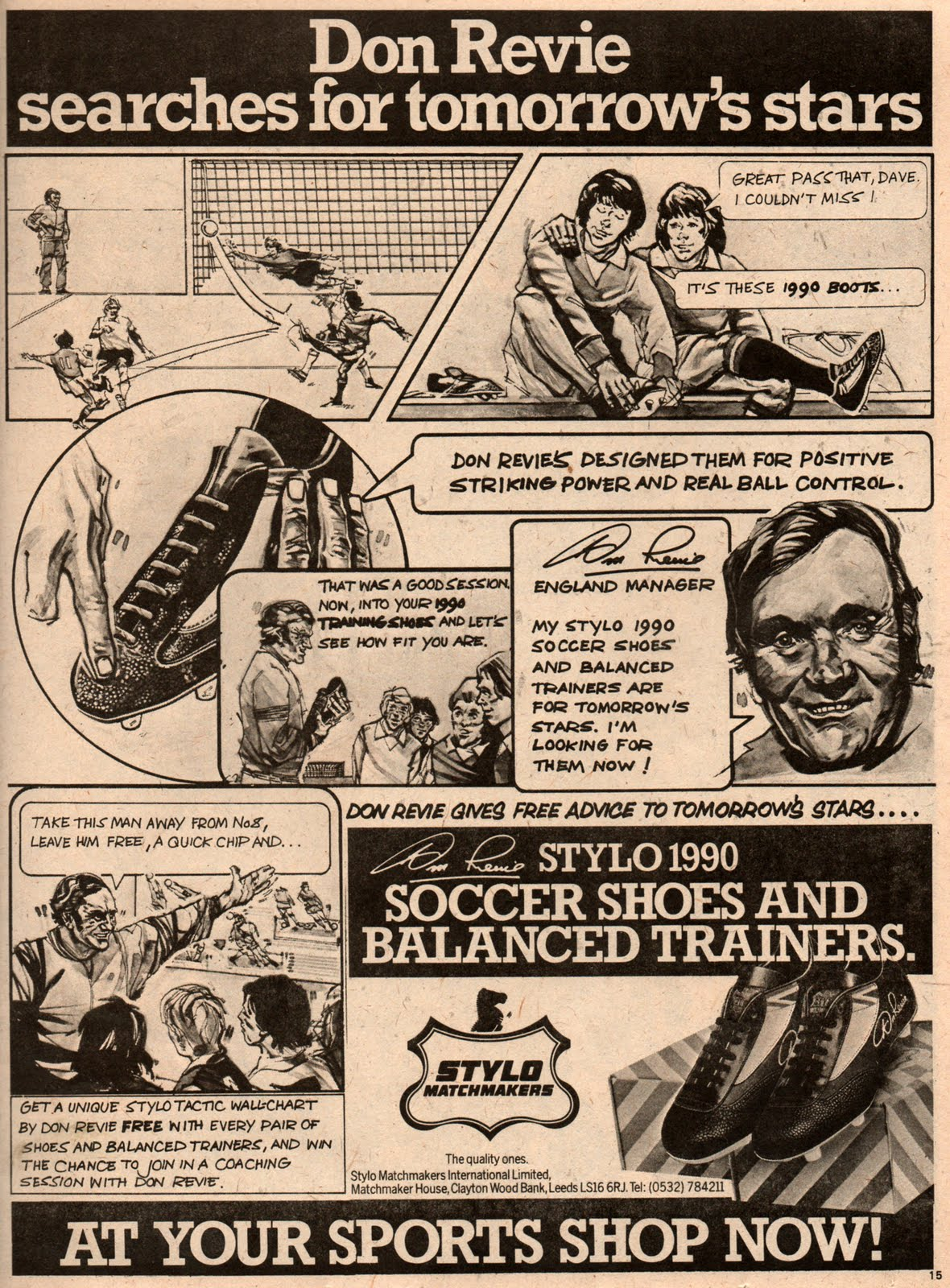 stylo matchmakers don revie
