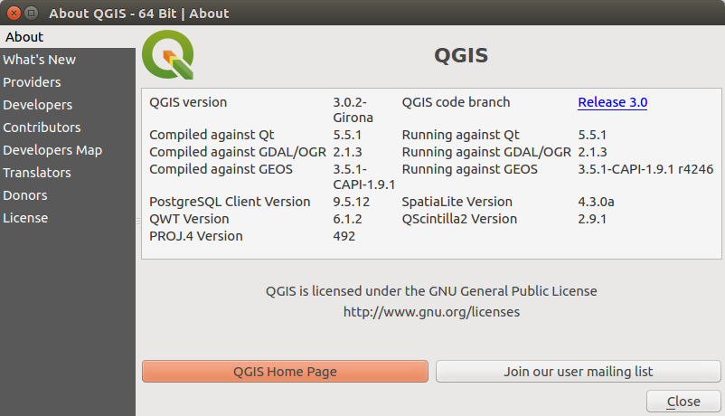 How to install Qgis 3 0 x in Ubuntu 18 04