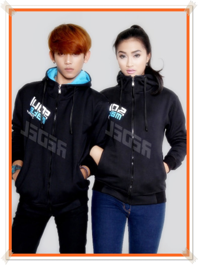jaket couple korea