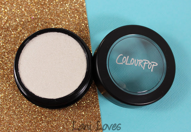 ColourPop Now Playing Highlighters - Fanny Pack Swatches & Review