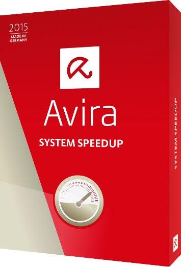 Avira System Speedup 2.1.11.1086 Activation Code Dwonload
