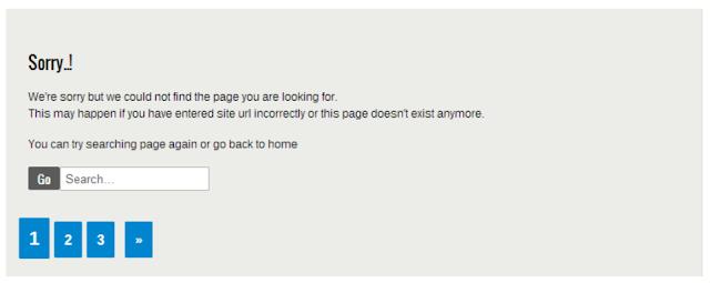 Cara Mengedit Error Page 404