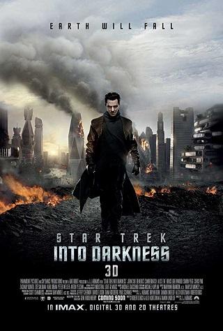 Star Trek Into Darkness 2013 Dual Audio Hindi 400MB BluRay 480p
