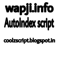 wapji-info-autoindex-script