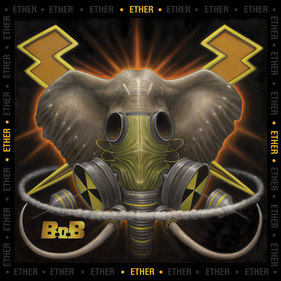 B.o.B - Ether - Album Download, Itunes Cover, Official Cover, Album CD Cover Art, Tracklist