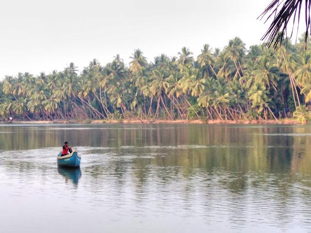 Kerala Boat Korapuzha