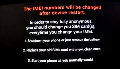 Cara Mudah Mengembalikan Imei yang hilang hanya butuh waktu 5 meni