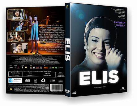 Elis – O Filme (2017) DVD-R