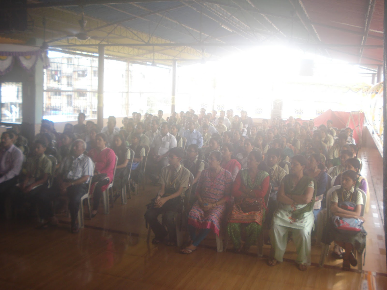 Career Counselling and Guidance Seminar at Little Flower English High School