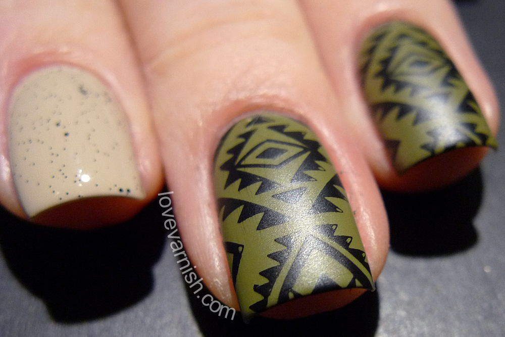 Nail art & Review // Bundle Monster Blogger Collaboration Stamping ...