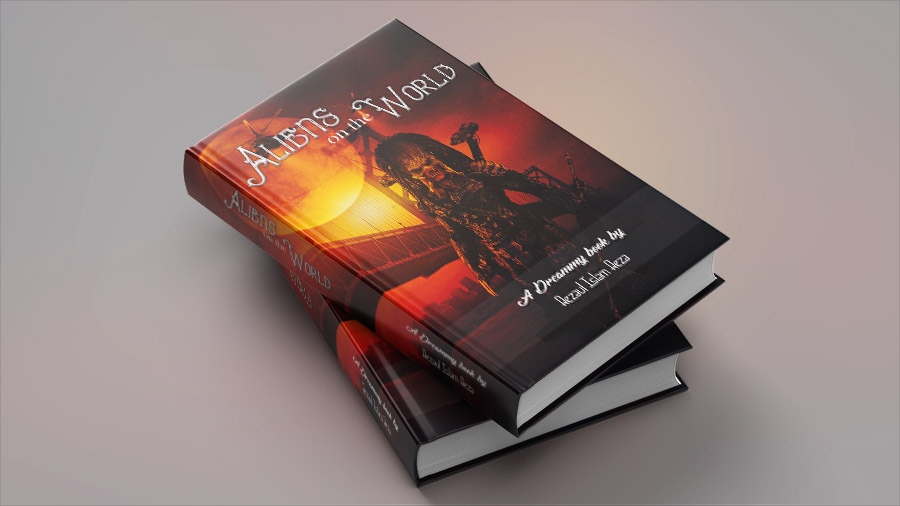 Book Cover Psd Tutorial : How to make a book cover design photoshop tutorial