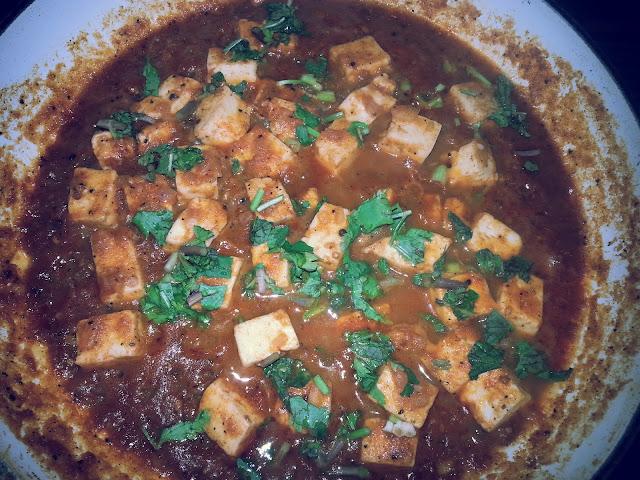 paneer masala, recipe,
