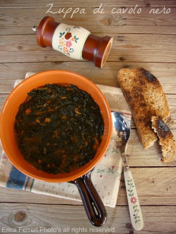 zuppa di cavolo per dimagrire