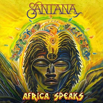 Africa Speaks Santana Album
