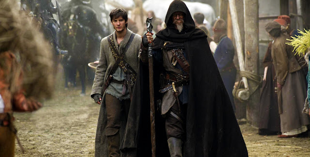 Seventh Son - Jeff Bridges si Ben Barnes