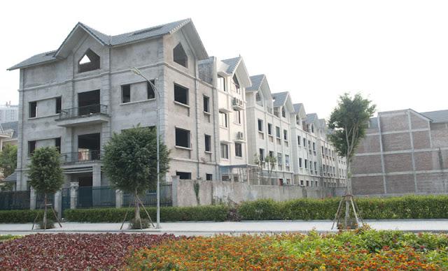 Nhà liền kề Đô Nghĩa Quận Hà Đông sôi động đầu năm