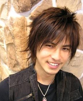 Model rambut pendek pria Jepang