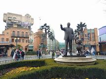 Disneyland Paris Walt Disney Studios Park - Elle Field